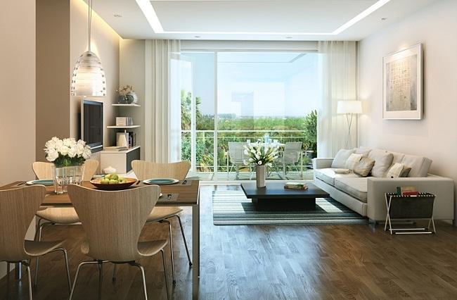 8 lợi ích tuyệt với khi sống trong căn hộ cao cấp