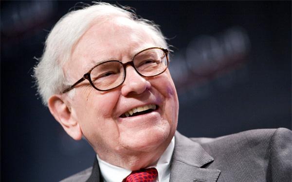 Warren Buffet, tỉ phú đứng top 3 thế giới với khối tài sản 84 tỉ đô la