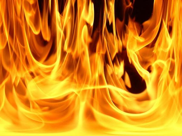 Mơ thấy lửa cháy